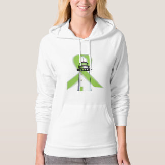 Lime Green Lighthouse of Hope Hoody
