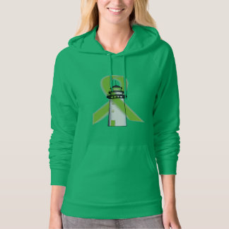 Lime Green Lighthouse of Hope Pullover
