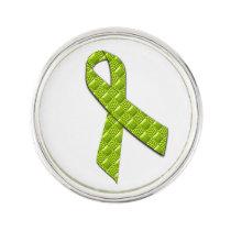 Lime Green Pin