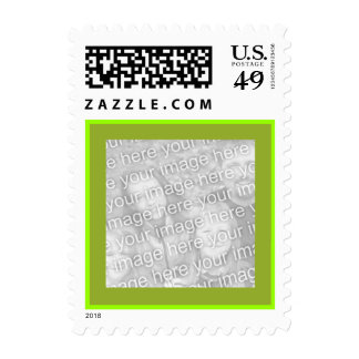 lime green stamps