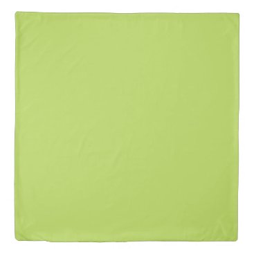 USA Themed Lime Green Queen Size Duvet Cover