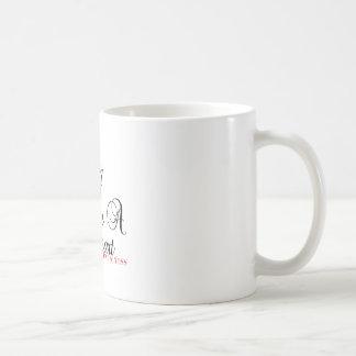 Lime Green Ribbon Lyme Disease Awareness Coffee Mug