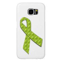 Lime Green Samsung Galaxy S6 Case