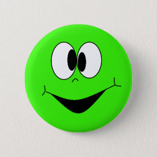 smiley face buttons amp pins custom button pins zazzle