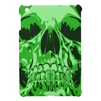 Lime Green - Skull iPad Mini Case