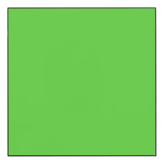 Lime Green Solid Color Wood Wall Art