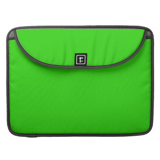LIME GREEN (solid fruity color) ~ MacBook Pro Sleeve