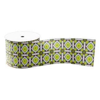 Lime Green Splendor Grosgrain Ribbon