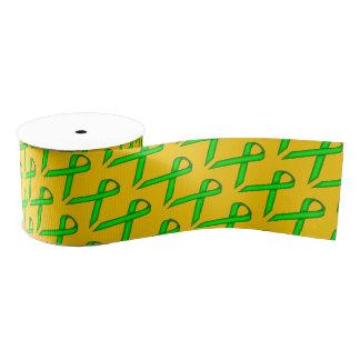 Lime Green Standard Ribbon