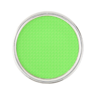 Lime Green Texture Pin