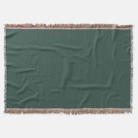 Lime Green Throw Blanket