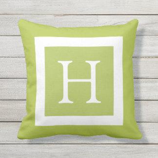 Lime Green Pillows Decorative Amp Throw Pillows Zazzle