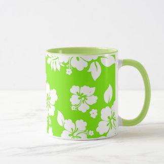 Lime Hawaiian Mug
