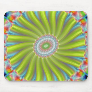 Lime Jello Mold1 Mouse Pad