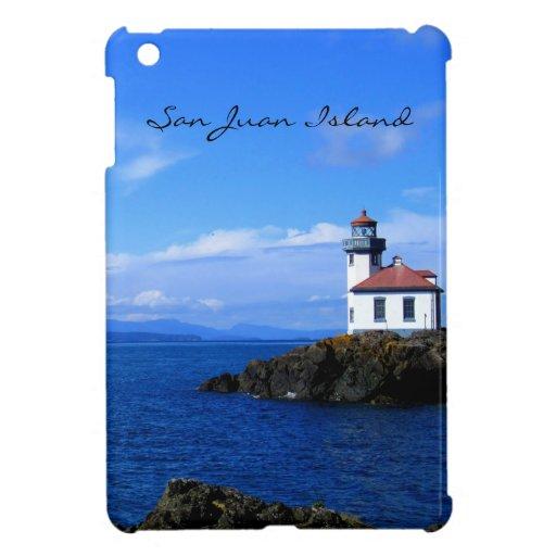 Lime Kiln Lighthouse Case For The iPad Mini