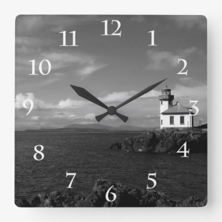 Lime Kiln Lighthouse Clocks