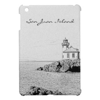 Lime Kiln Lighthouse Cover For The iPad Mini