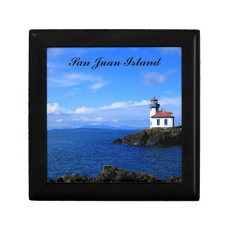 Lime Kiln Lighthouse Jewelry Boxes