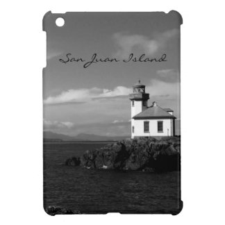 Lime Kiln Lighthouse iPad Mini Case