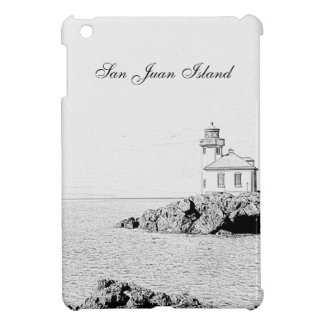 Lime Kiln Lighthouse iPad Mini Cases