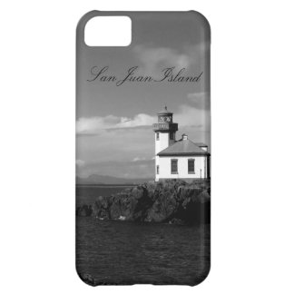 Lime Kiln Lighthouse iPhone 5C Case