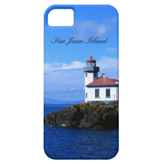 Lime Kiln Lighthouse iPhone SE/5/5s Case