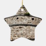 Lime kiln walls christmas tree ornament