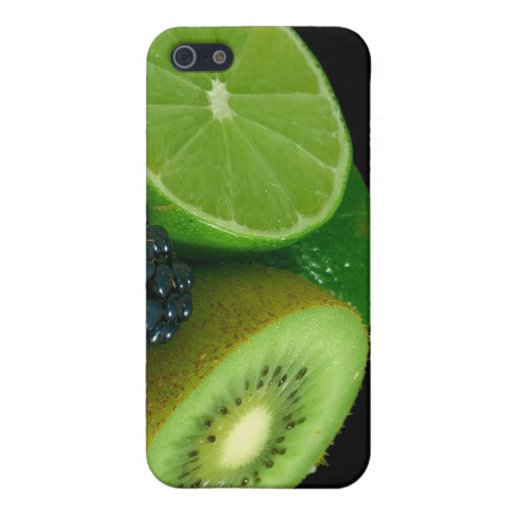 Lime Kiwi Blackberry 4G iPhone Cases Case For iPhone 5