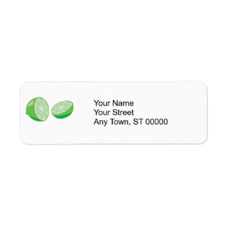 lime label