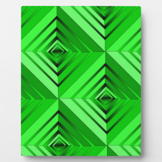 Lime Layers Plaque