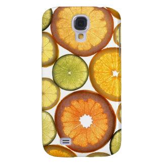 Lime lemon orange slices samsung galaxy s4 cover