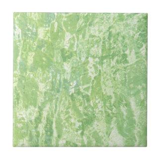 Lime Marble Effect Ceramic Tile