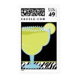 Lime Margarita Stamp