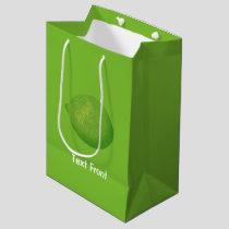 Lime Medium Gift Bag