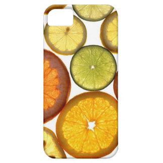 Lime Orange Lemon Citrus Slices iPhone 5/5s Case