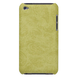 Lime Paisley iPod Touch Case