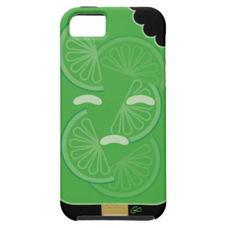 Lime Paleta (No seas tan amargo) iPhone 5 Cover