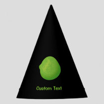 Lime Party Hat