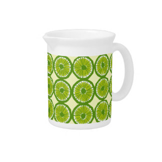 Lime Pitcher - 1