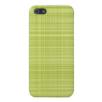 Lime Plaid Case Cases For iPhone 5