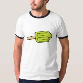 Lime Popsicle Bite Me Men's Tee (CUSTOMIZABLE)