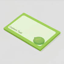 Lime Post-it Notes