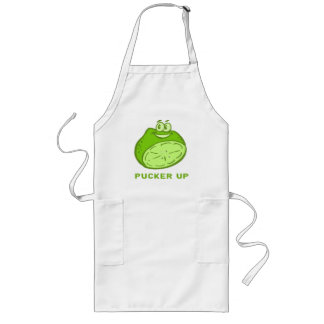 Lime - Pucker Up! Apron