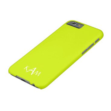 Beach Themed Lime Punch - Spring 2018 London Fashion Trends Barely There iPhone 6 Case
