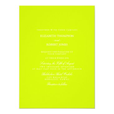Beach Themed Lime Punch - Spring 2018 London Fashion Trends Card