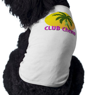 Lime Ribbon Doggie Tshirt