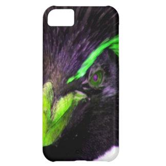 Lime Rockhopper penguin Case For iPhone 5C