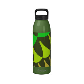 Lime Scales Liberty Bottle Water Bottle