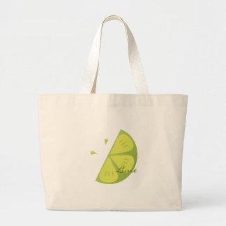 Lime Slice Bags