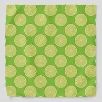 Lime Slice Bandana